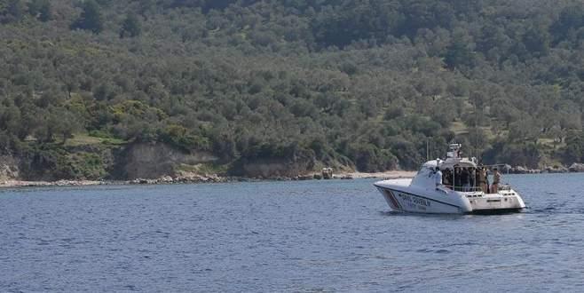Balıkesir açıklarında sığınmacı teknesi battı: 5 ölü
