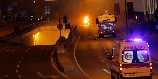 İstanbul'daki saldırıda ikinci teröristin kimliği belirlendi