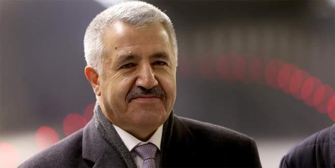 Bakan Arslan Avrasya Tüneli'nin hizmet vereceği tarihi açıkladı