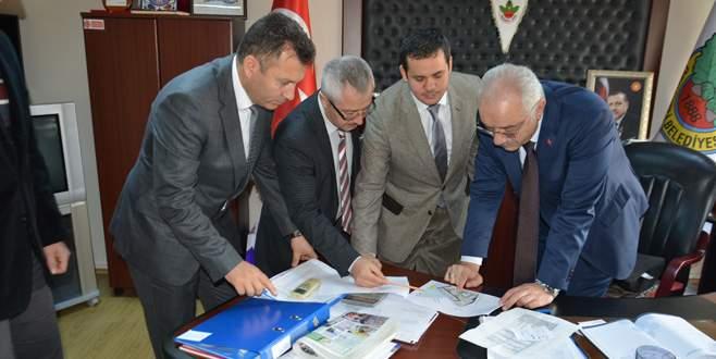 TOKİ Orhaneli'nde 168 konut inşa edecek