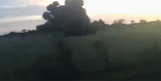 Kargo uçağı düştü: 5 ölü