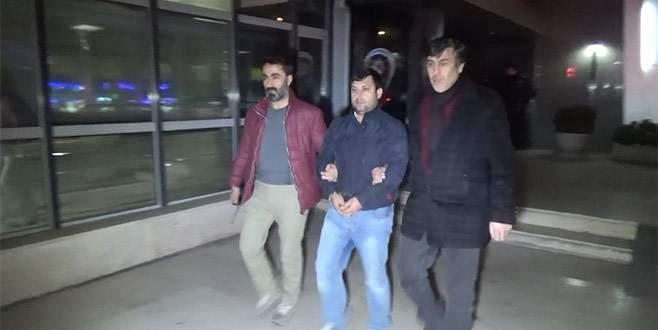 Bursa'da FETÖ' bahanesiyle 600 bin liralık dolandırıcılık