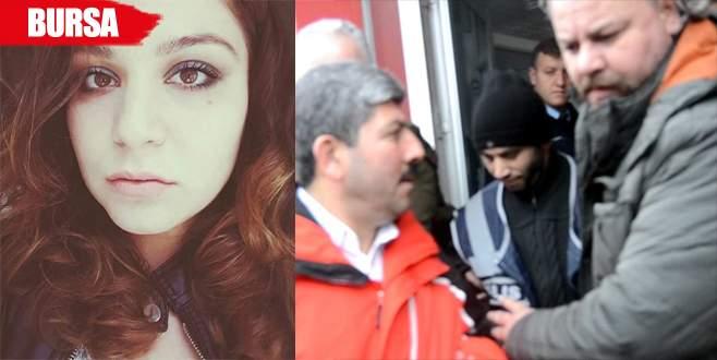 Tuğçe'nin katil zanlısı hastaneden çıktı, tutuklandı