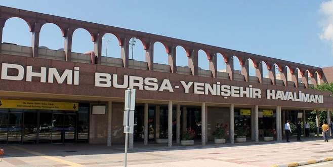 Yenişenir Havaalanı yolcu rekoru kırdı