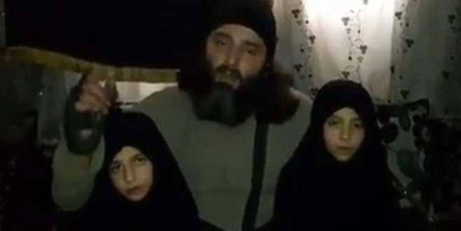 Nusra militanının 'çocuk sevgisi'
