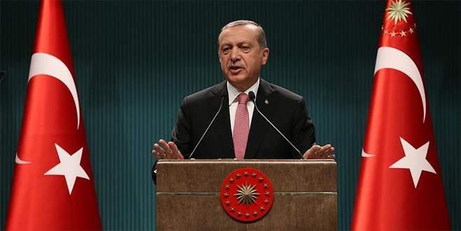 Cumhurbaşkanı Erdoğan: 'Her şey FETÖ'yü gösteriyor'