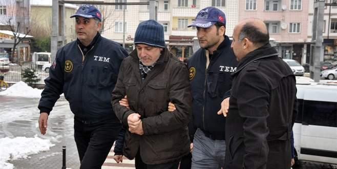 Eski müdür FETÖ'den gözaltına alındı