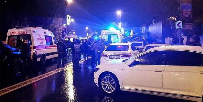 İstanbul'da terör saldırısı: 39 kişi hayatını kaybetti