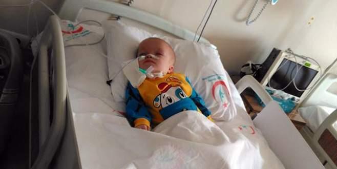 Doğuştan engelli çocukları için yardım bekliyor