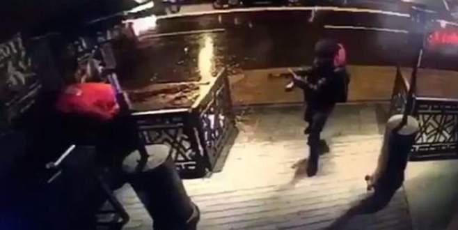 Saldırganın yeni görüntüsü ortaya çıktı