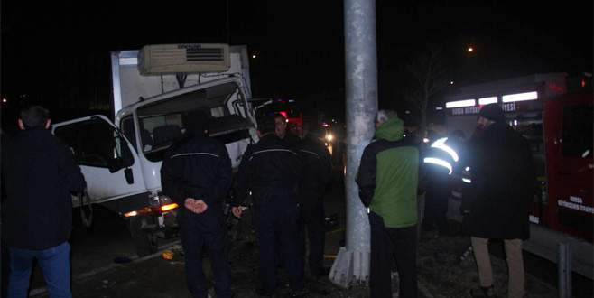 Bursa'da alkollü sürücü dehşet saçtı
