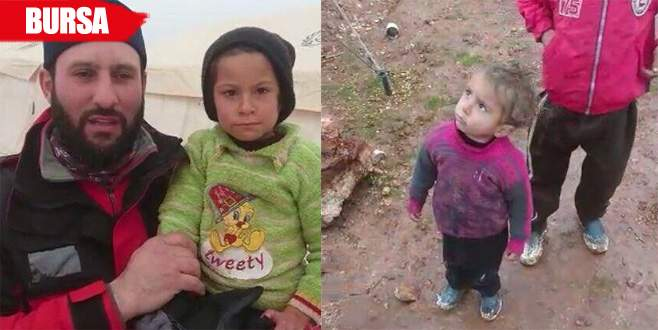 5 yaşında kızını kaybetti, kıyafetleri Halep'li çocuğun yüzünü güldürdü