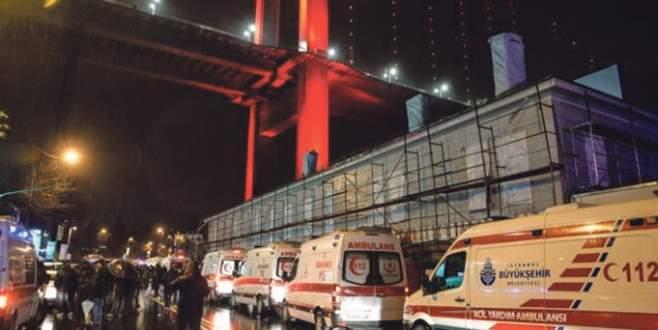 İstanbul'daki hain saldırıyı DEAŞ üstlendi!