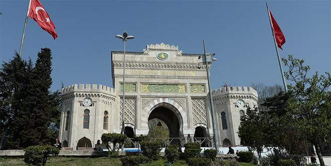 İstanbul Üniversitesinden 'güvenlik duyurusu'