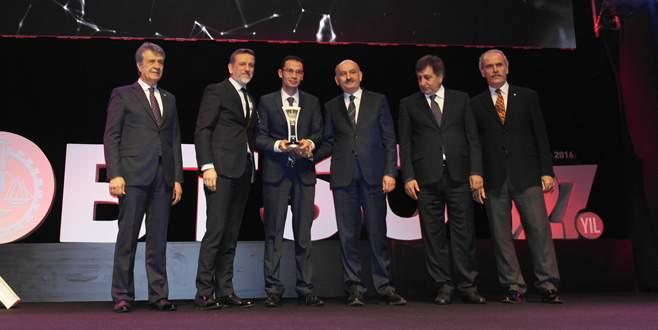 CLK Uludağ 2016'yı iki ödülle uğurladı