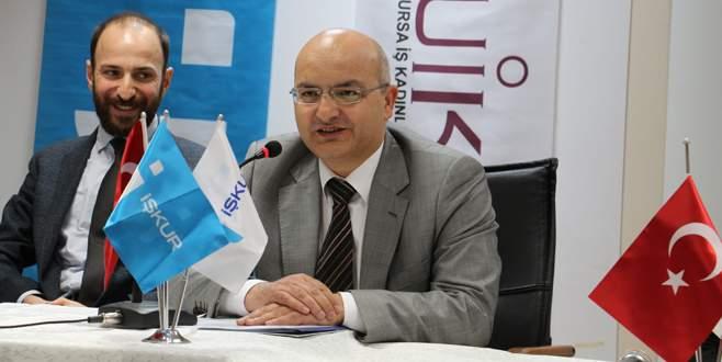 İŞKUR Bursa'ya yeni müdür