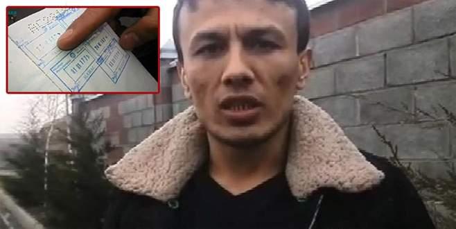 Ortaköy saldırısıyla suçlanan Kırgız konuştu