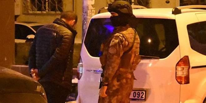 DEAŞ'a Ortaköy operasyonu: 5 gözaltı