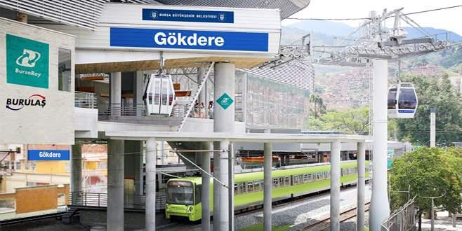 Bursa trafiği hava yoluyla çözüme kavuşuyor…