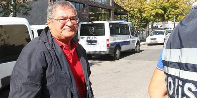 İş adamı Aslıtürk Kırklareli'nde gözaltına alındı