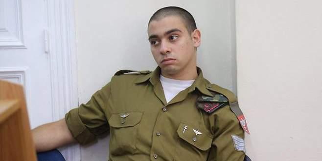 İsrail mahkemesi askeri affetmedi