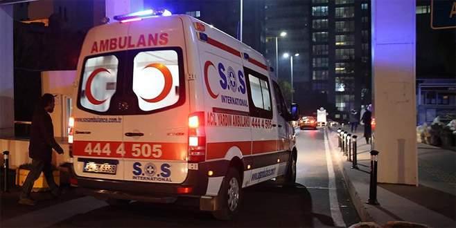 Beşiktaş'taki saldırıda yaralanan polis şehit oldu