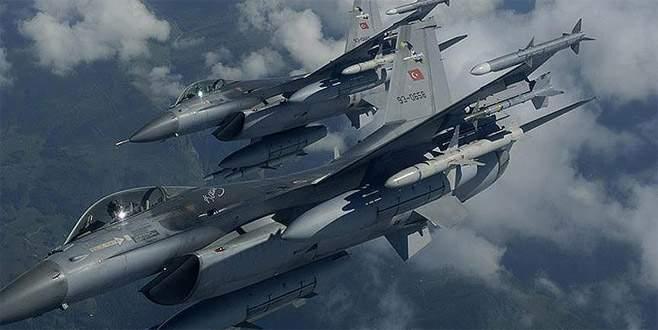 Fırat Kalkanı'nda 14 terörist etkisiz hale getirildi