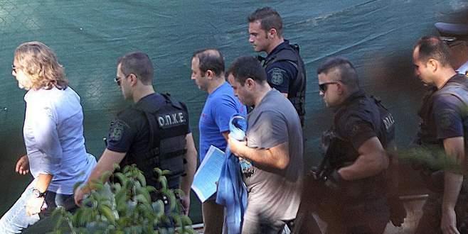 'Suikast timi' ile Yunanistan'a kaçanların irtibatları tespit edildi