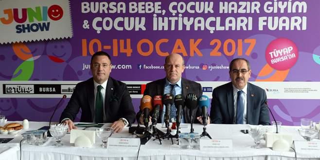 Bursa'yı Junioshow heyecanı sardı