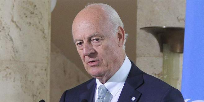 Astana'daki Suriye görüşmelerine BM de katılacak
