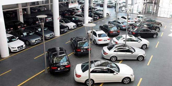 Otomotivde satış rekoru
