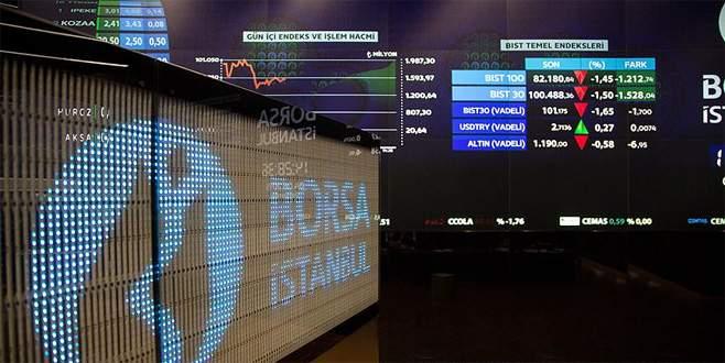 Yabancılar Borsa'da 2016'da 614 milyon dolarlık alım yaptı