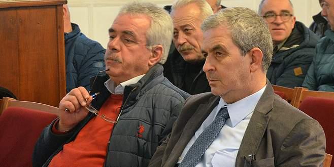 Uyanık ve Bağcı Belediye Meclisi'ndeki görevlerine başladı