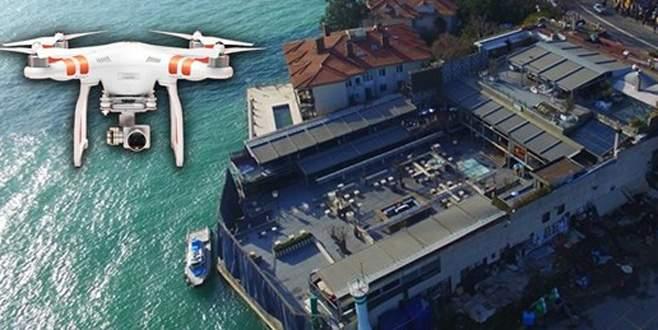 Gece kulübüne saldıran terörist drone ile keşif yapmış