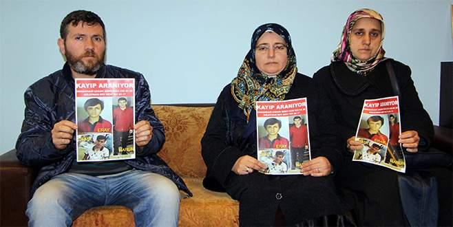 Bursa'da görülen kayıp 3 çocuk bulundu