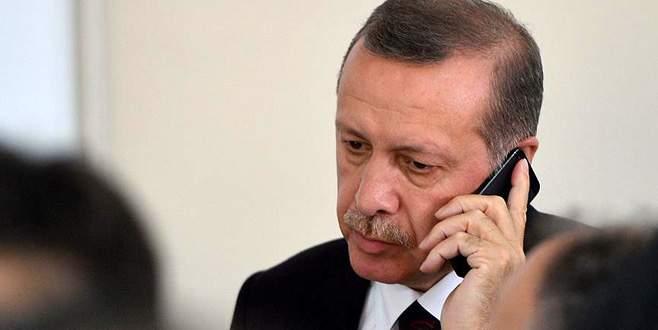 Erdoğan'dan şehit Sekin'in ailesine taziye telefonu