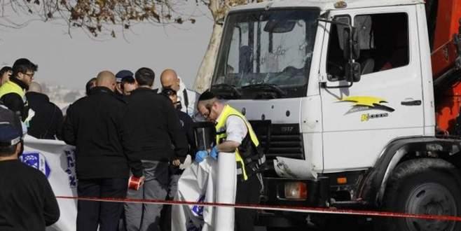 Kudüs'teki saldırıda DEAŞ şüphesi