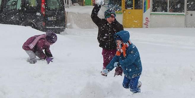 Bursa'da okullar tatil mi? 10 Ocak 2017 Salı günü okullar tatil mi?