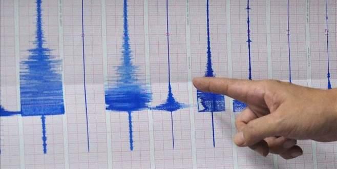 Filipinler'de 6,9'luk deprem