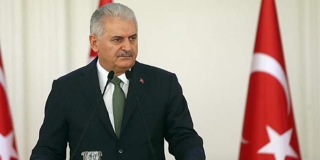 Yıldırım: 'Avrupa'nın güvenliği Türkiye'den başlar'