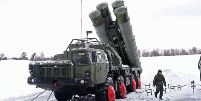 Moskova'ya S-400'lü koruma