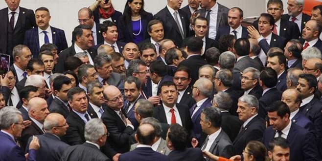 'Cin Ali' dedi Meclis karıştı
