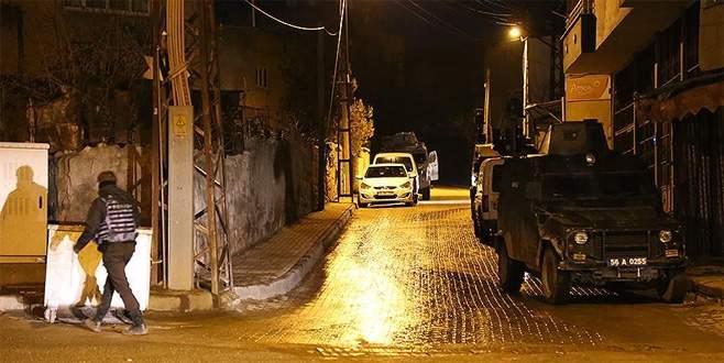 Saldırı hazırlığındaki 2 terörist öldürüldü