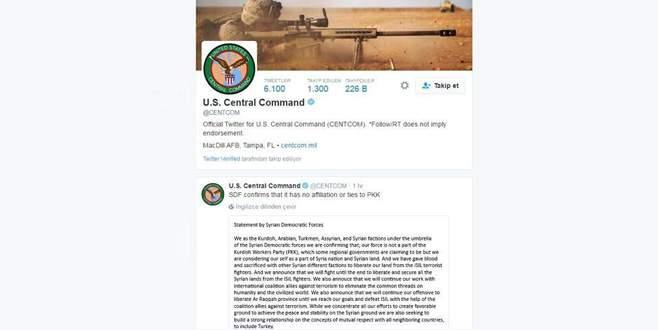 ABD'den PYD'ye açık destek!