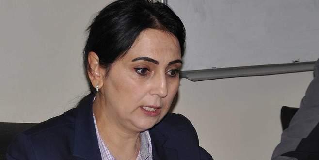 İşte HDP'li Yüksekdağ'a istenen ceza