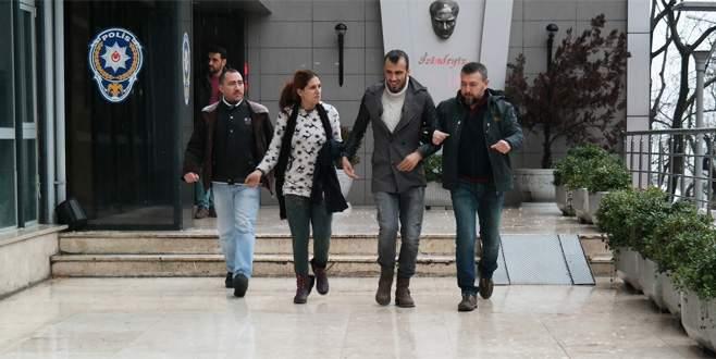 Bursa'da kar yankesicileri