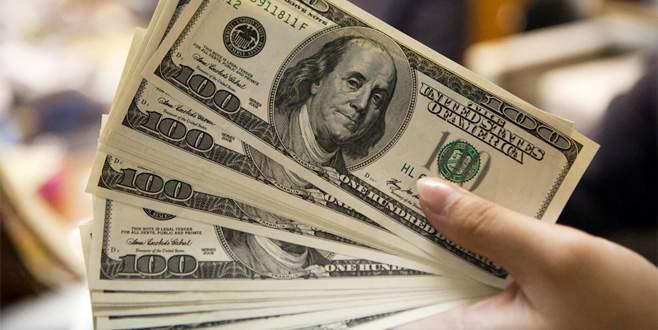 Dolar/TL 3,80'in altına geriledi