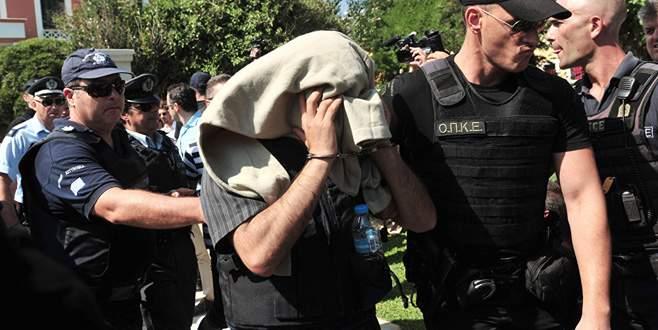 Yunan savcıdan 'iade etmeyin' çağrısı