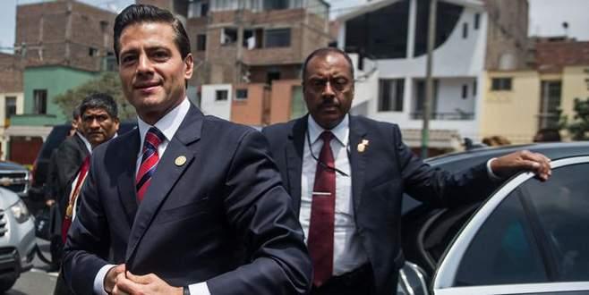 Meksika'dan ABD'ye rest