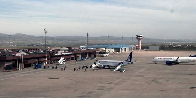 Yenişehir 275 bin kişiyi uçurdu!